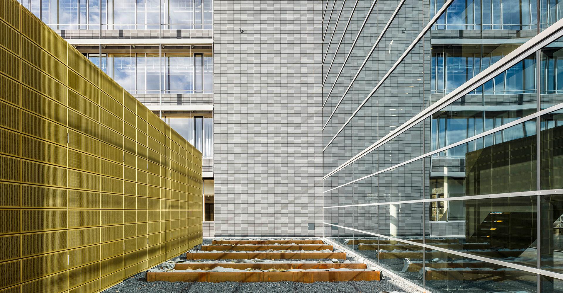 Materialforschung (CAM) Heidelberg 1 - ArGe Architekten