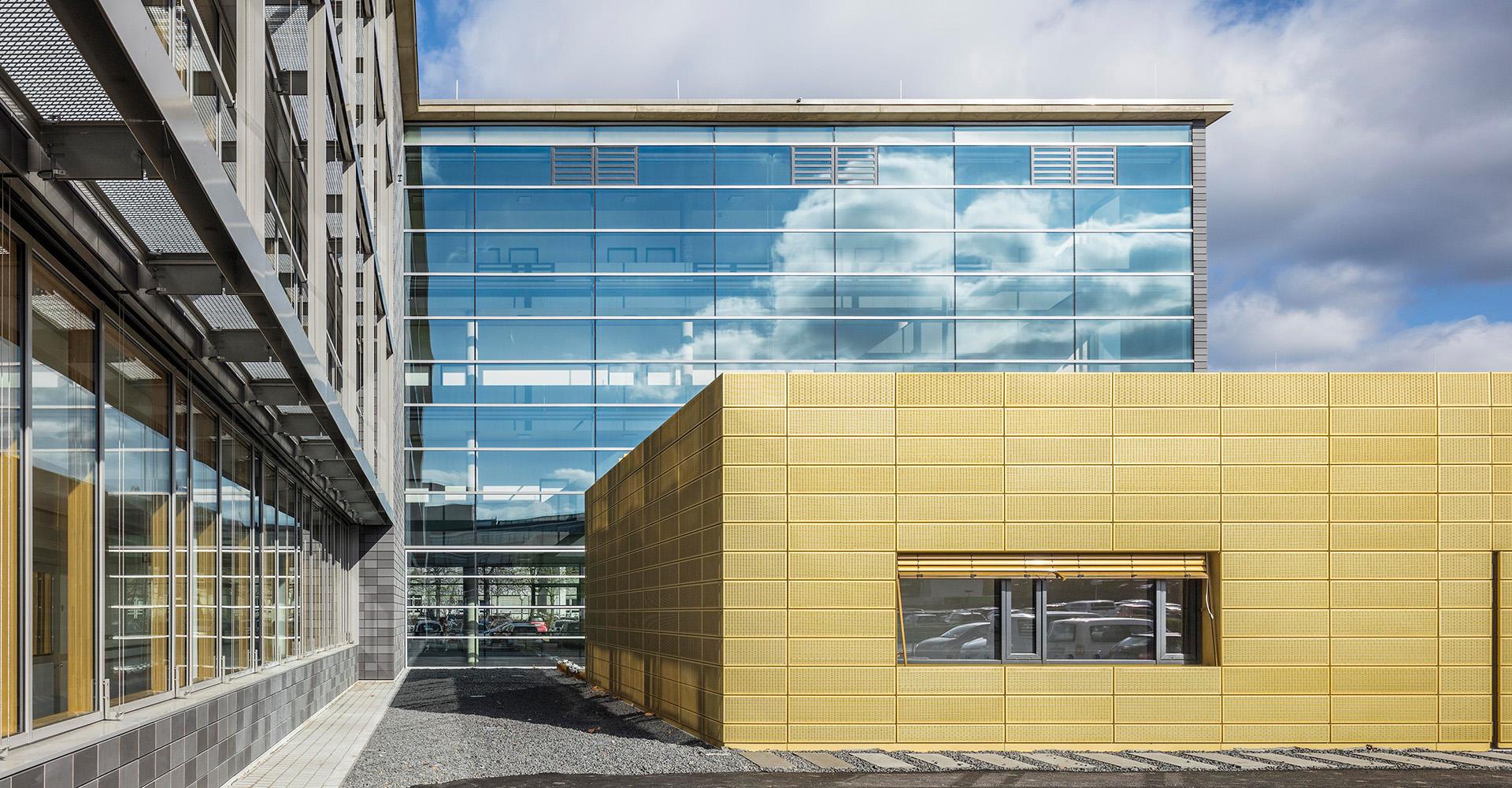 Materialforschung (CAM) Heidelberg 2 - ArGe Architekten
