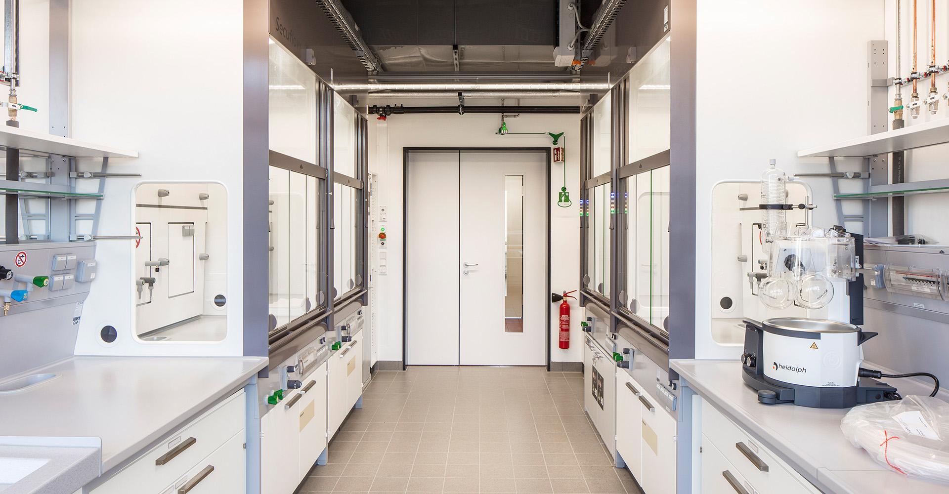 Materialforschung (CAM) Heidelberg 3 - ArGe Architekten