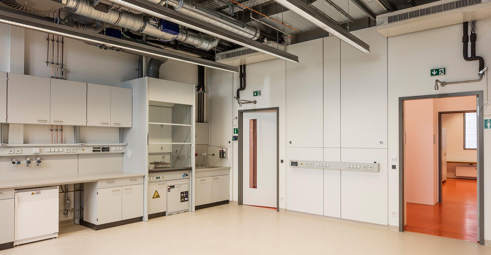 Max-Planck-Institut Für Intelligente Systeme (MPI IS) In Tübingen 1 - ArGe Architekten