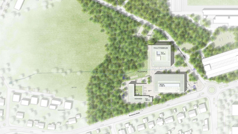 Hochschule Aalen | Waldcampus 1 - ArGe Architekten