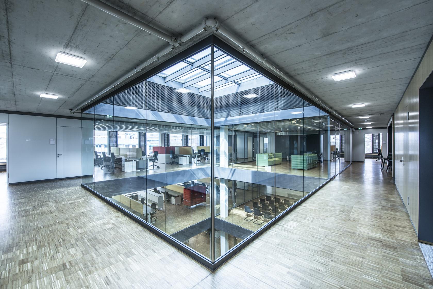 Max-Planck-Institut Für Intelligente Systeme (MPI IS) In Tübingen 4 - ArGe Architekten