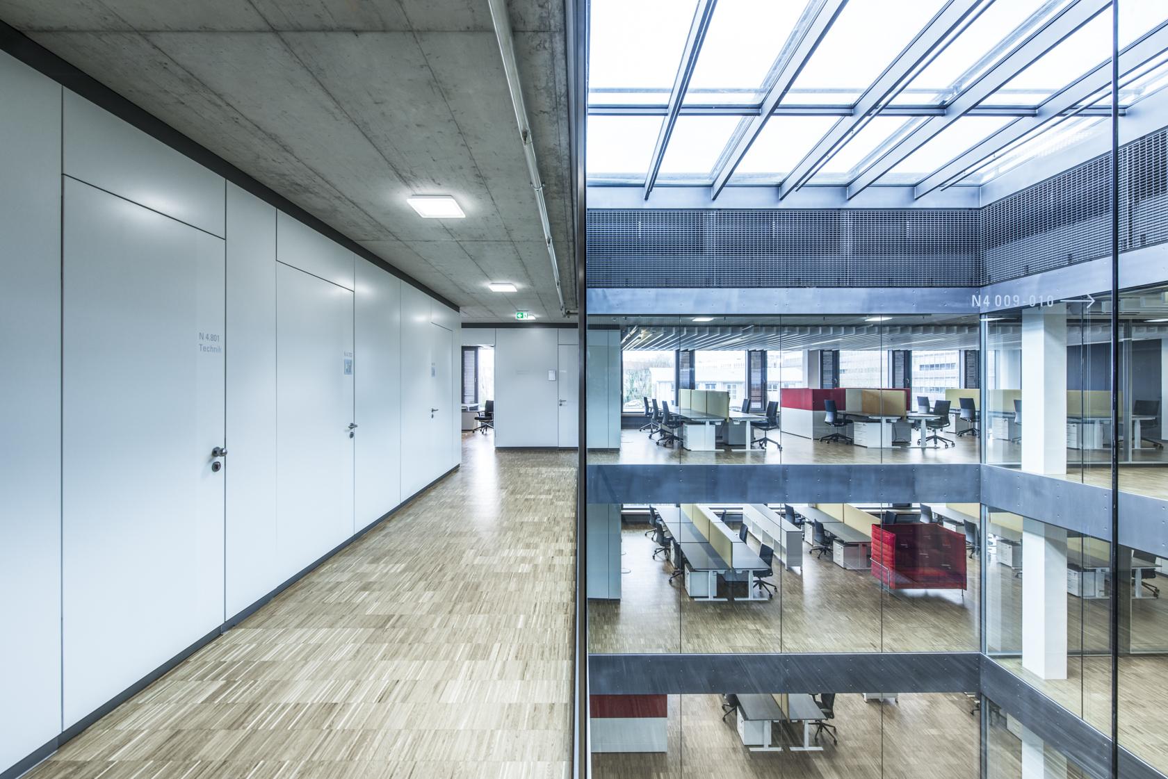 Max-Planck-Institut Für Intelligente Systeme (MPI IS) In Tübingen 5 - ArGe Architekten