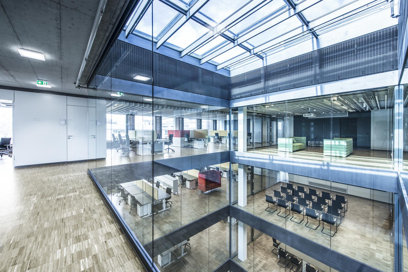 Max-Planck-Institut Für Intelligente Systeme (MPI IS) In Tübingen 6 - ArGe Architekten