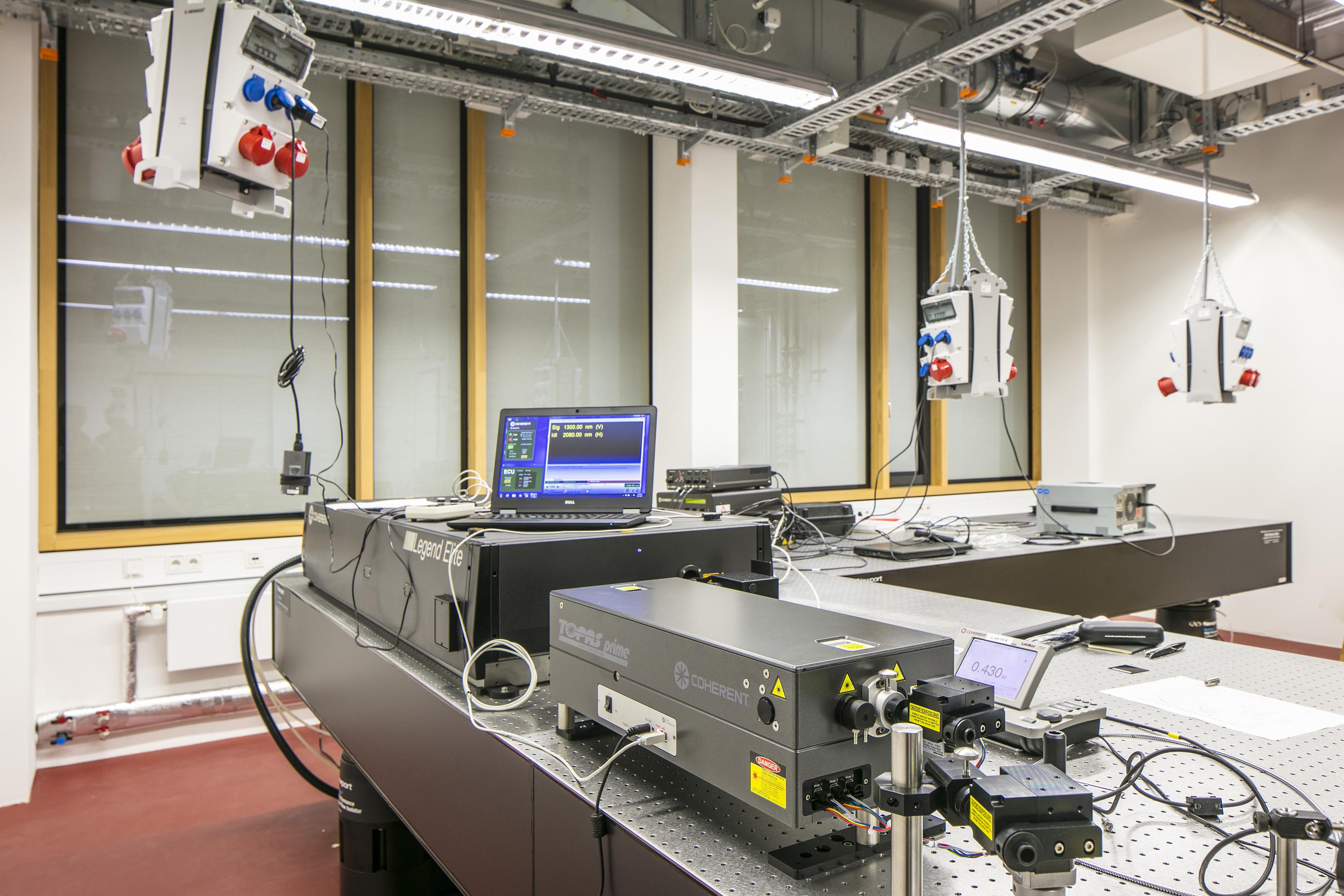 Materialforschung (CAM) Heidelberg 5 - ArGe Architekten