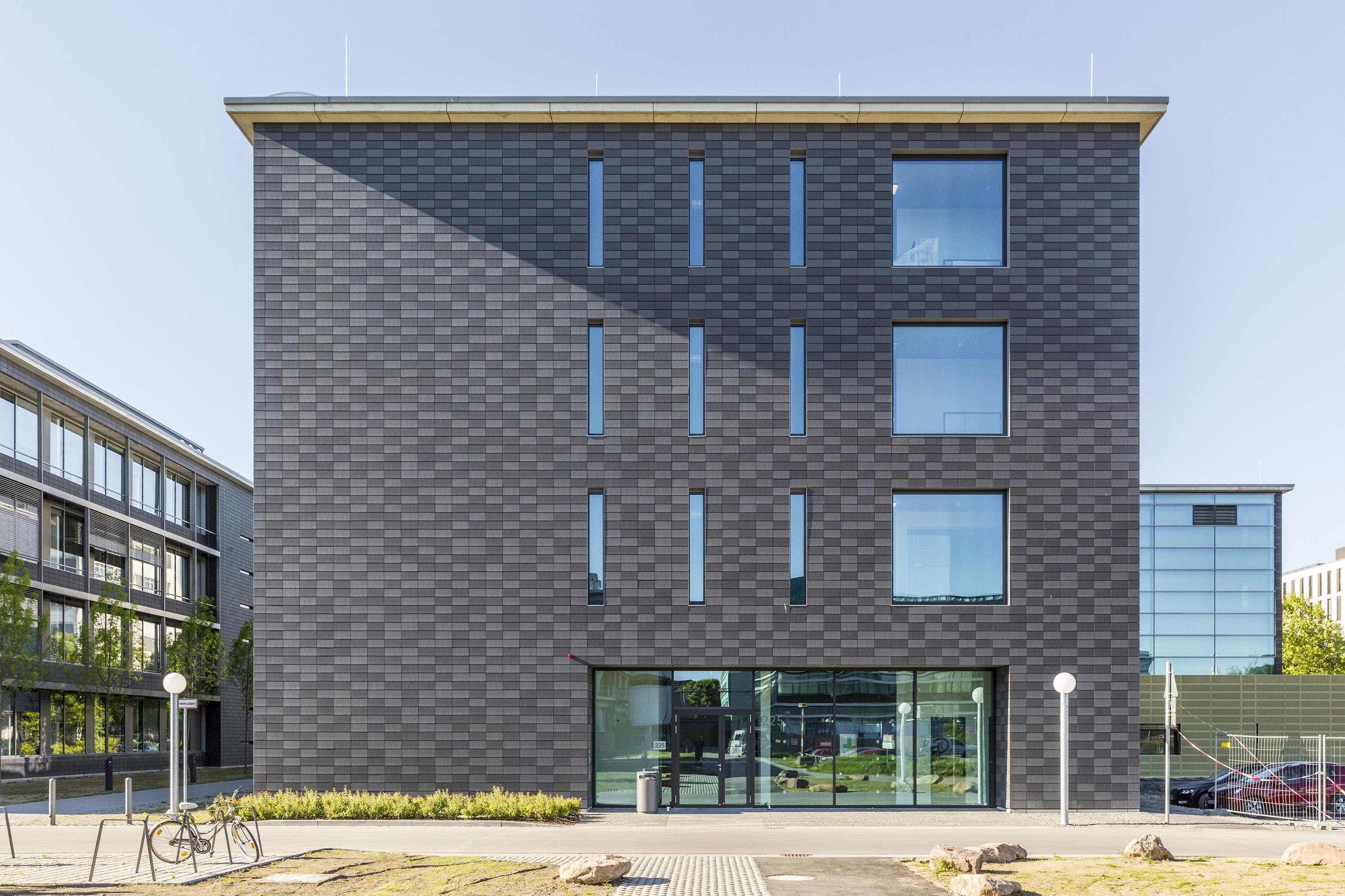 Materialforschung (CAM) Heidelberg 7 - ArGe Architekten