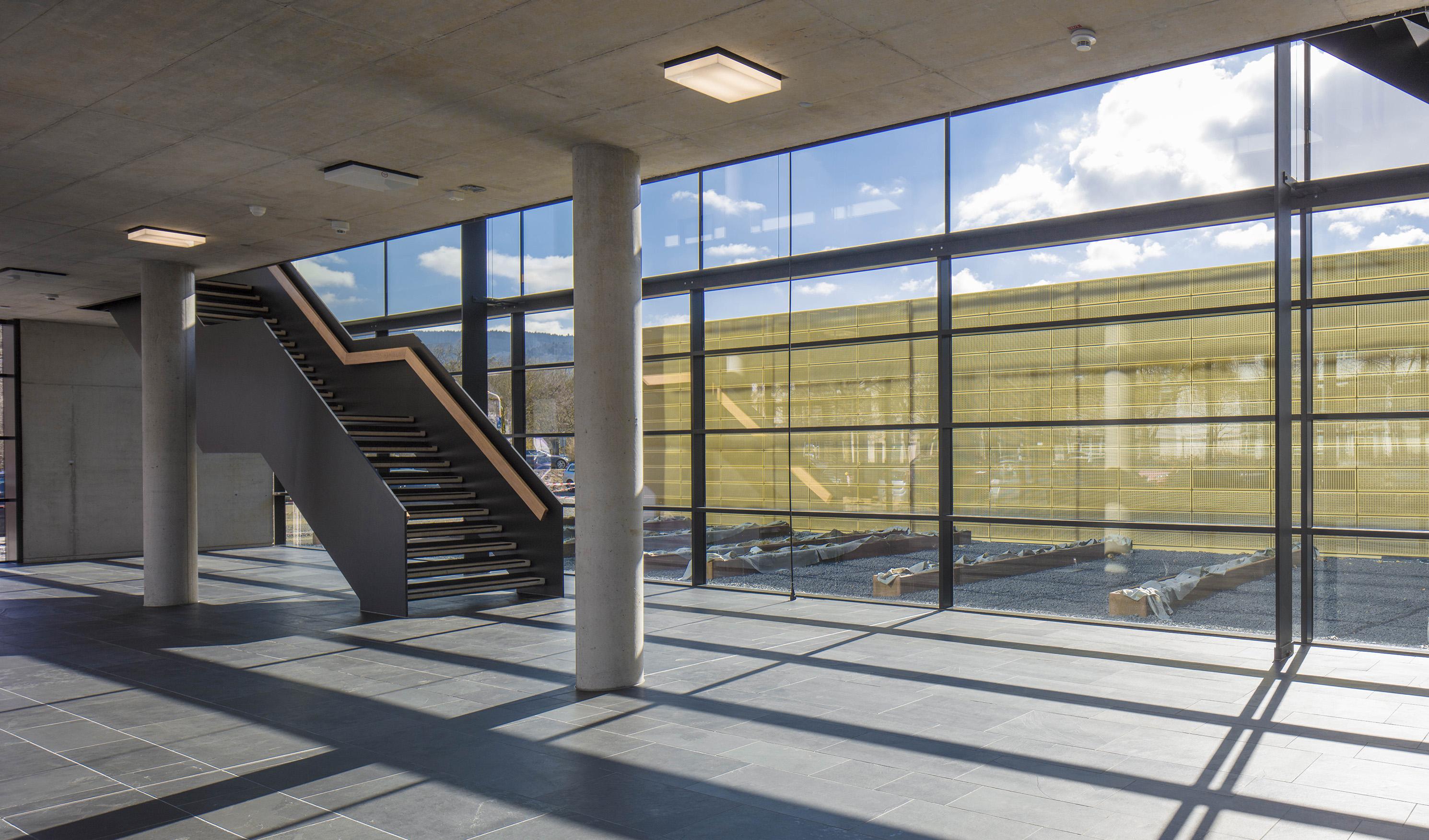 Materialforschung (CAM) Heidelberg 8 - ArGe Architekten