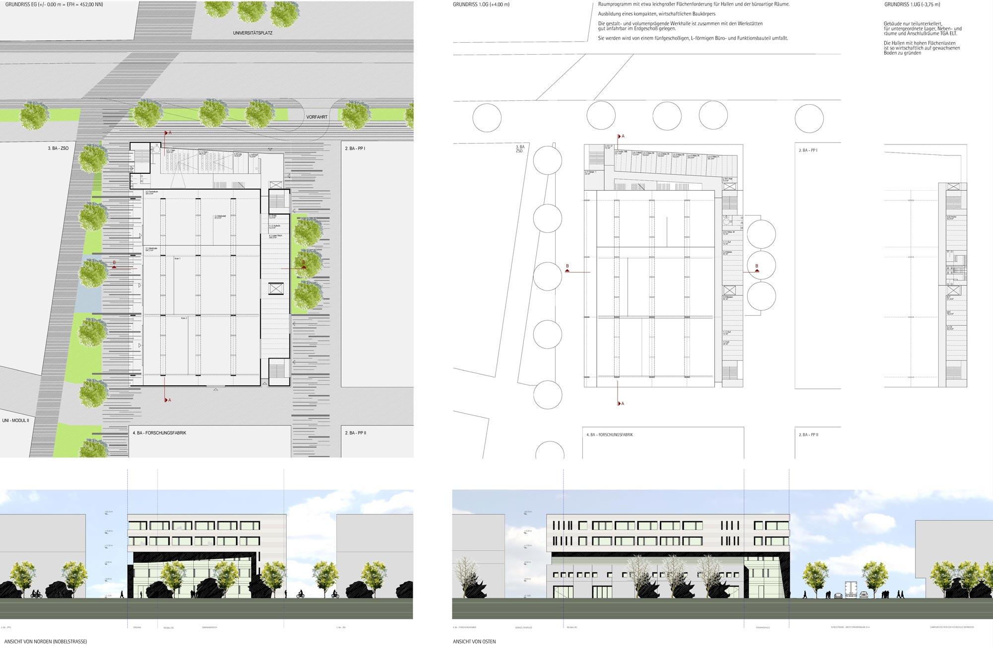 Fraunhofer Institut IPA 3 - ArGe Architekten