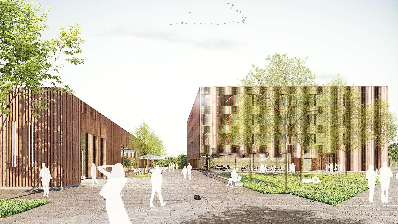 Hochschule Aalen | Waldcampus 2 - ArGe Architekten