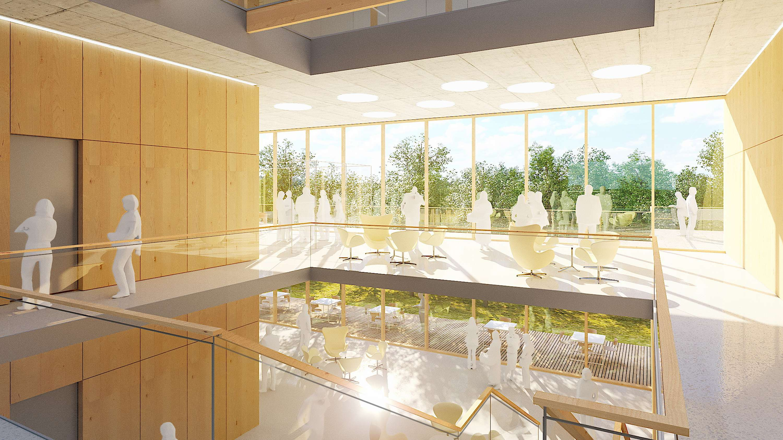 Hochschule Aalen | Waldcampus 3 - ArGe Architekten