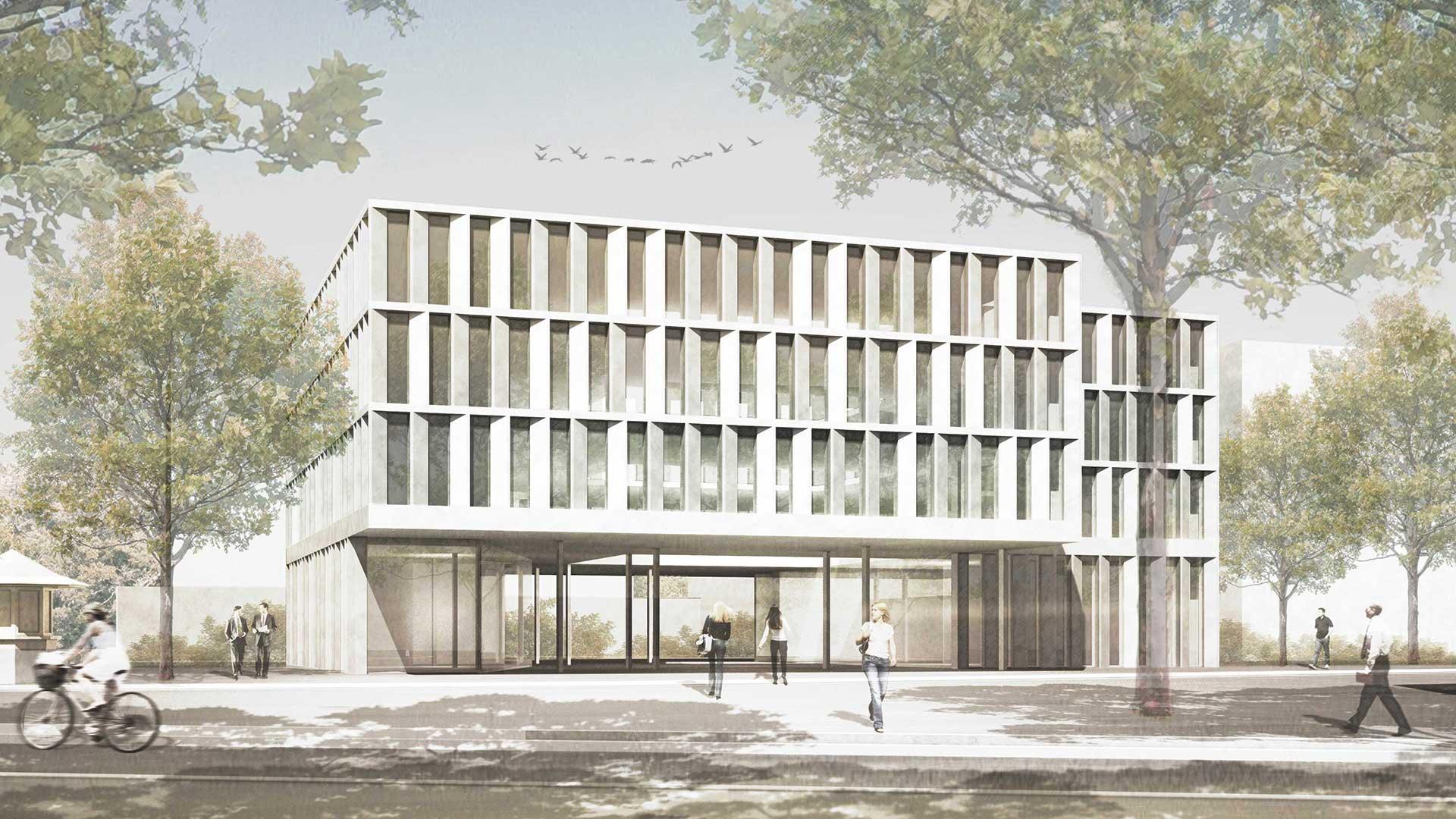 CYSEC Darmstadt 1 - ArGe Architekten