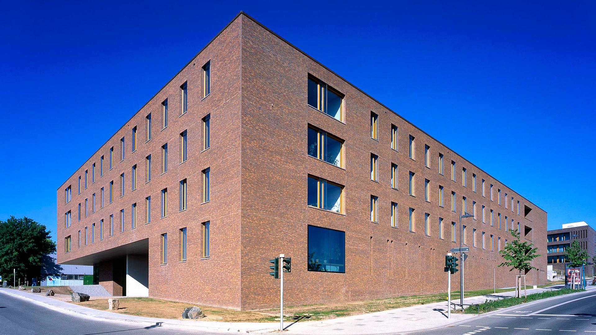 Geowissenschaften Frankfurt 3 - ArGe Architekten