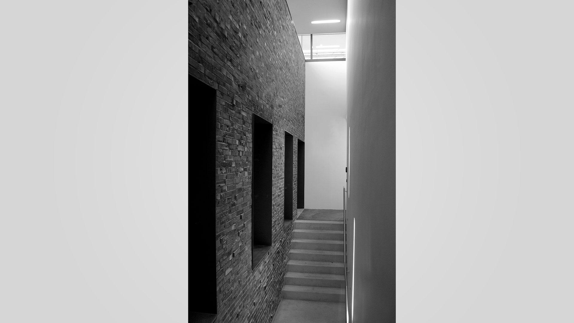 Werkstattzentrale Frankfurt 3 - ArGe Architekten