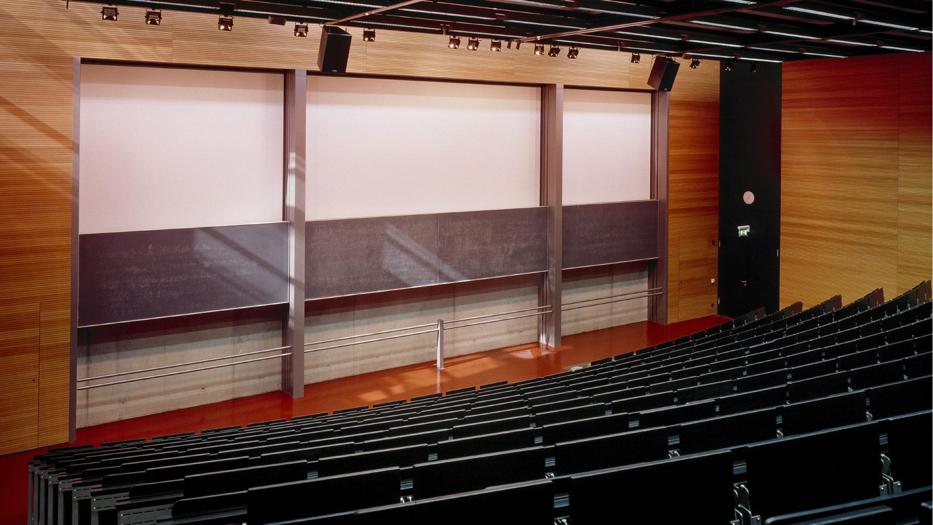 Kirchhoff Institut Für Physik 1 - ArGe Architekten