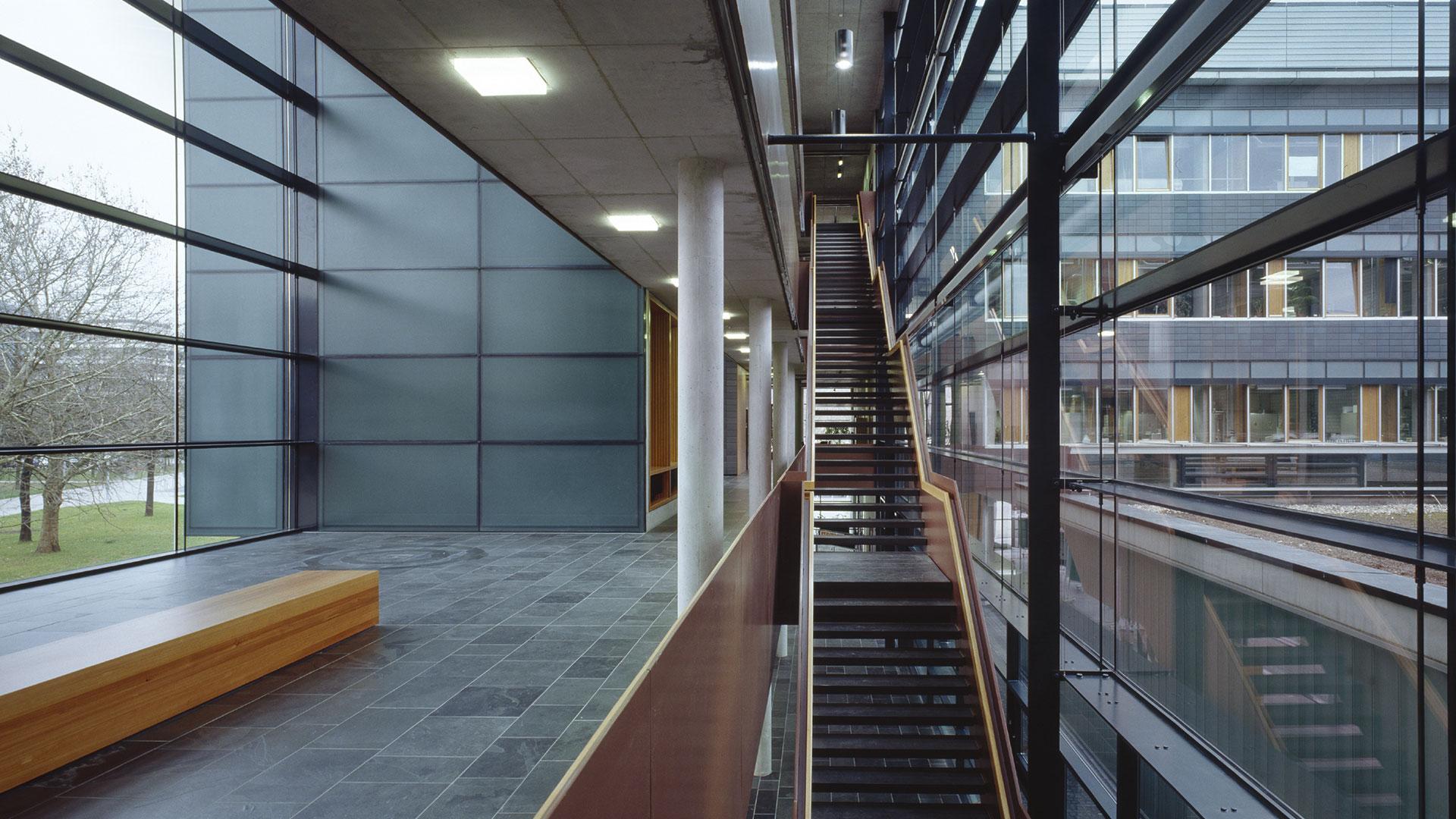 Kirchhoff Institut Für Physik 2 - ArGe Architekten