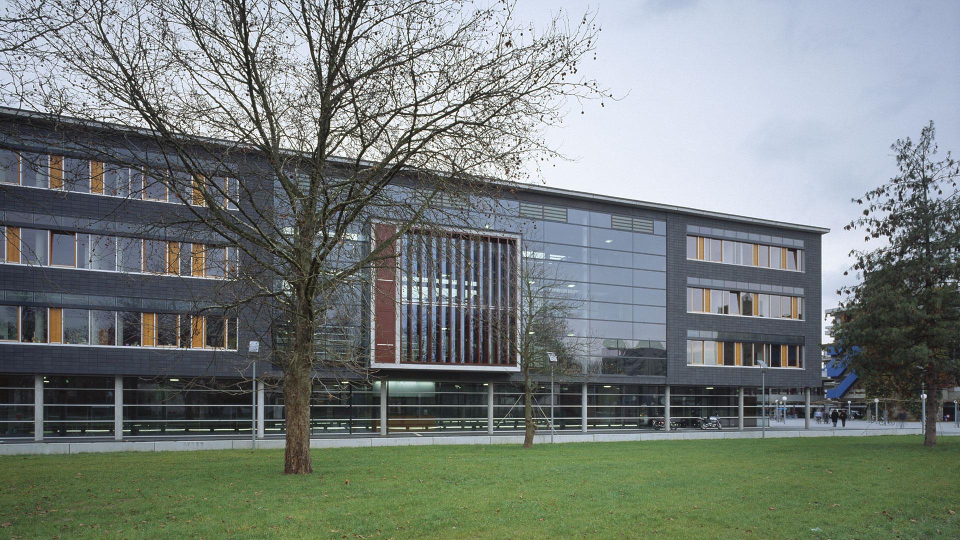 Kirchhoff Institut Für Physik 3 - ArGe Architekten