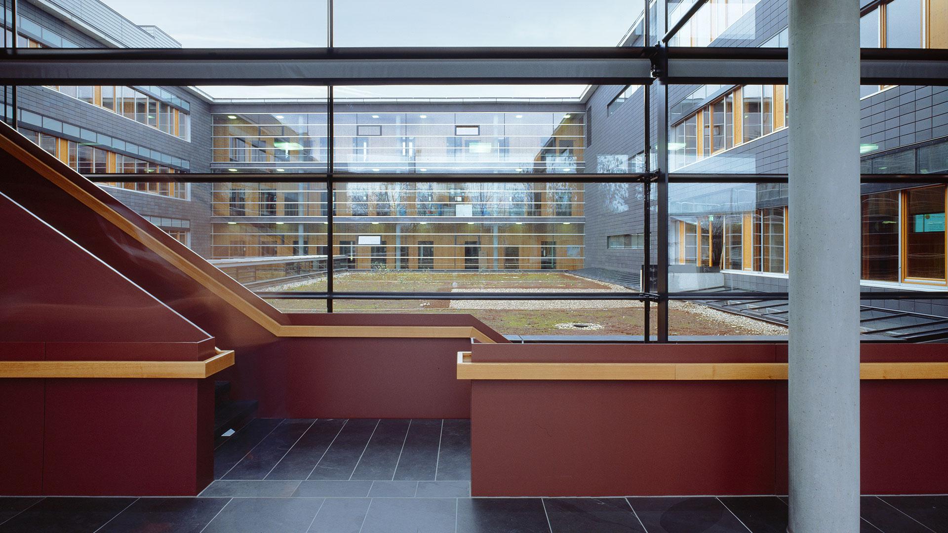 Kirchhoff Institut für Physik 5 - ArGe Architekten