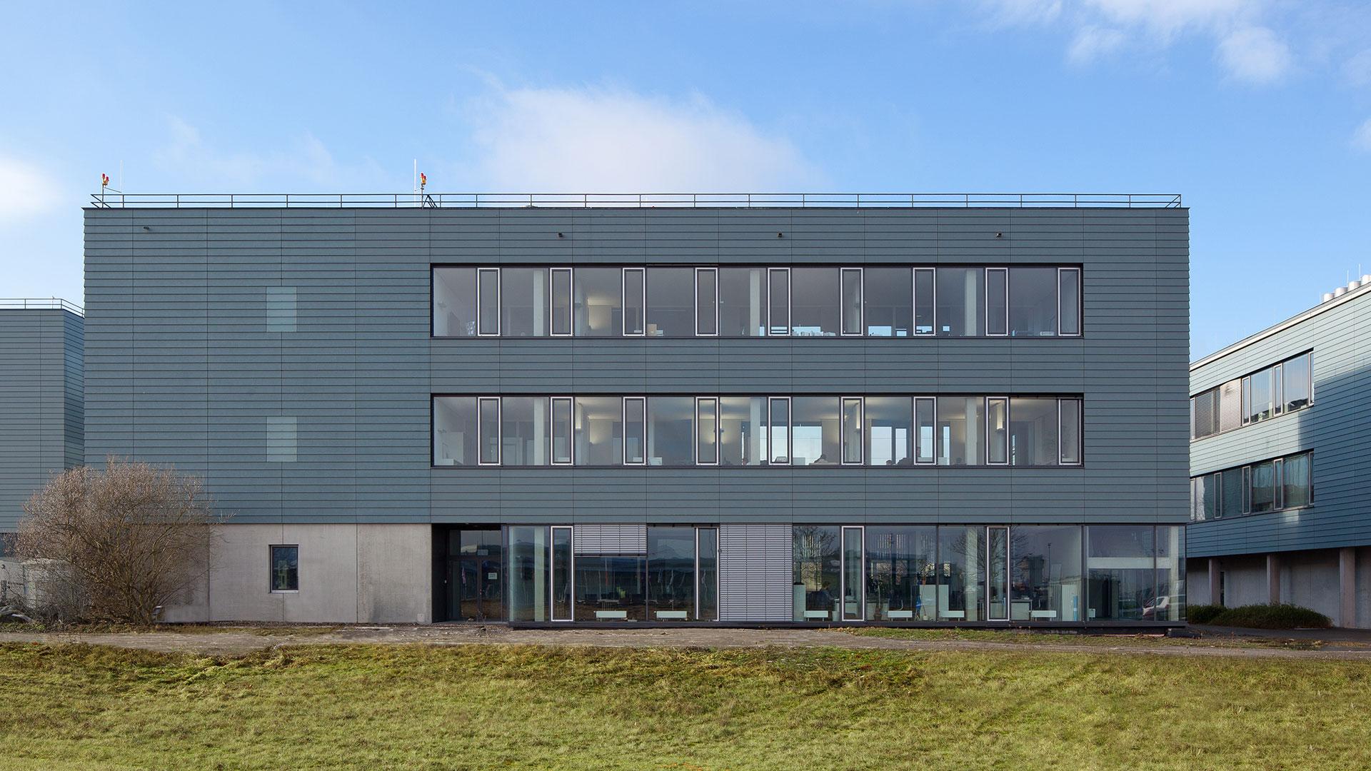 Erweiterung Mikrosystemtechnik Freiburg 3 - ArGe Architekten