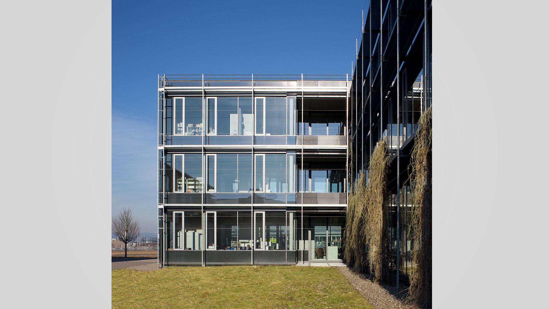Erweiterung Mikrosystemtechnik Freiburg 4 - ArGe Architekten