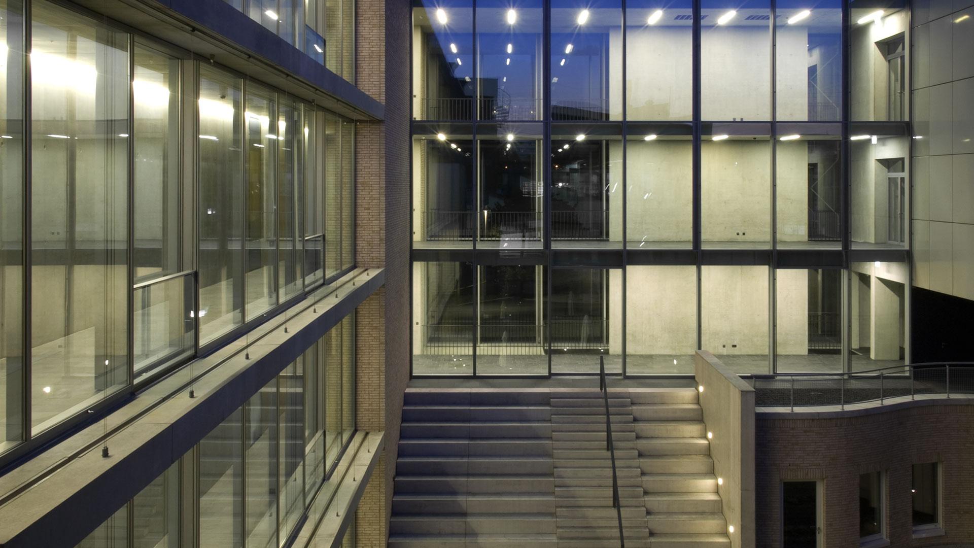 Max-Planck-Institut Freiburg 1 - ArGe Architekten