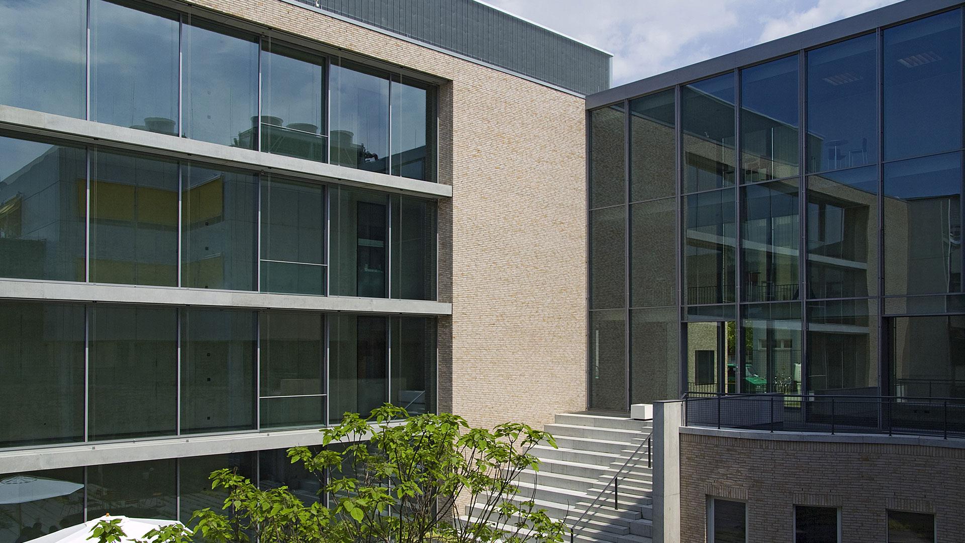 Max-Planck-Institut Freiburg 3 - ArGe Architekten