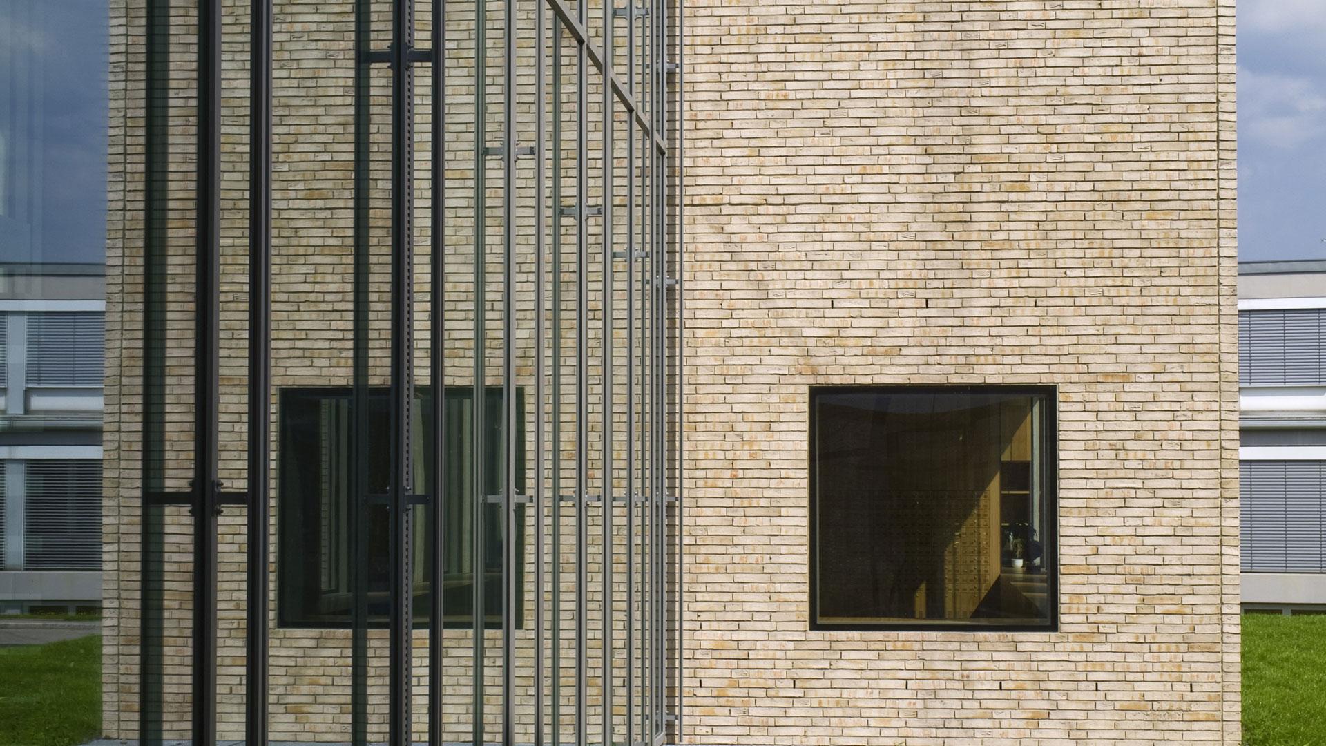 Max-Planck-Institut Freiburg 4 - ArGe Architekten