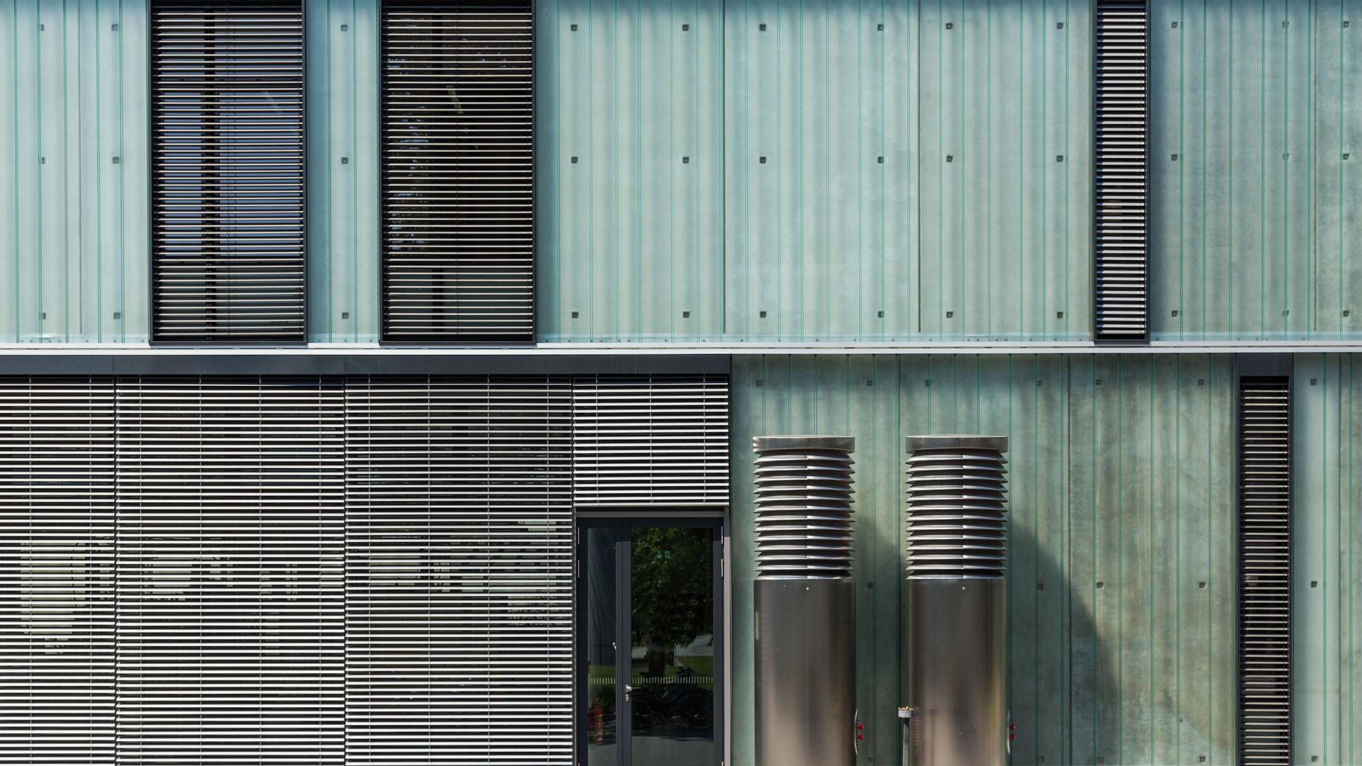 Physikalisches Institut Heidelberg 3 - ArGe Architekten