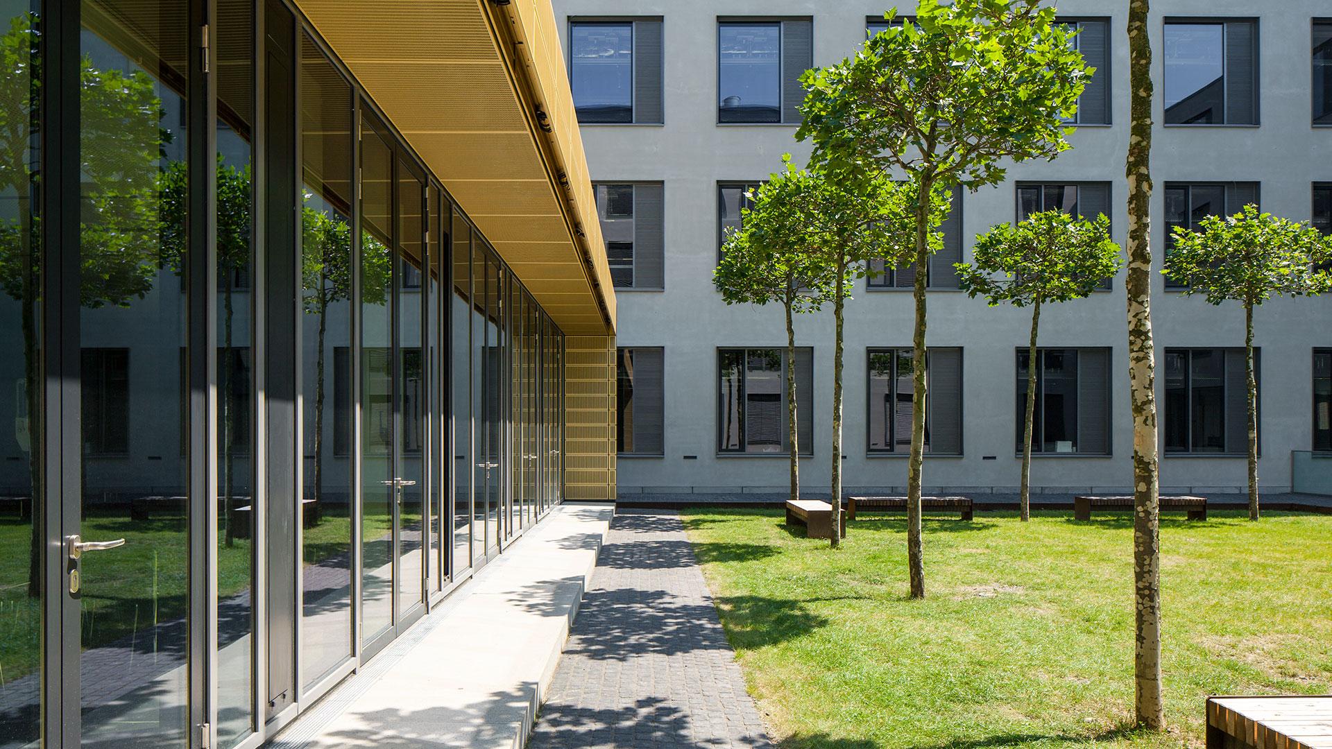Physikalisches Institut Heidelberg 4 - ArGe Architekten