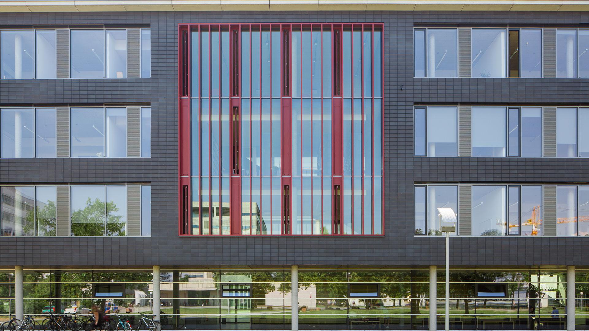 Physikalisches Institut Heidelberg 5 - ArGe Architekten