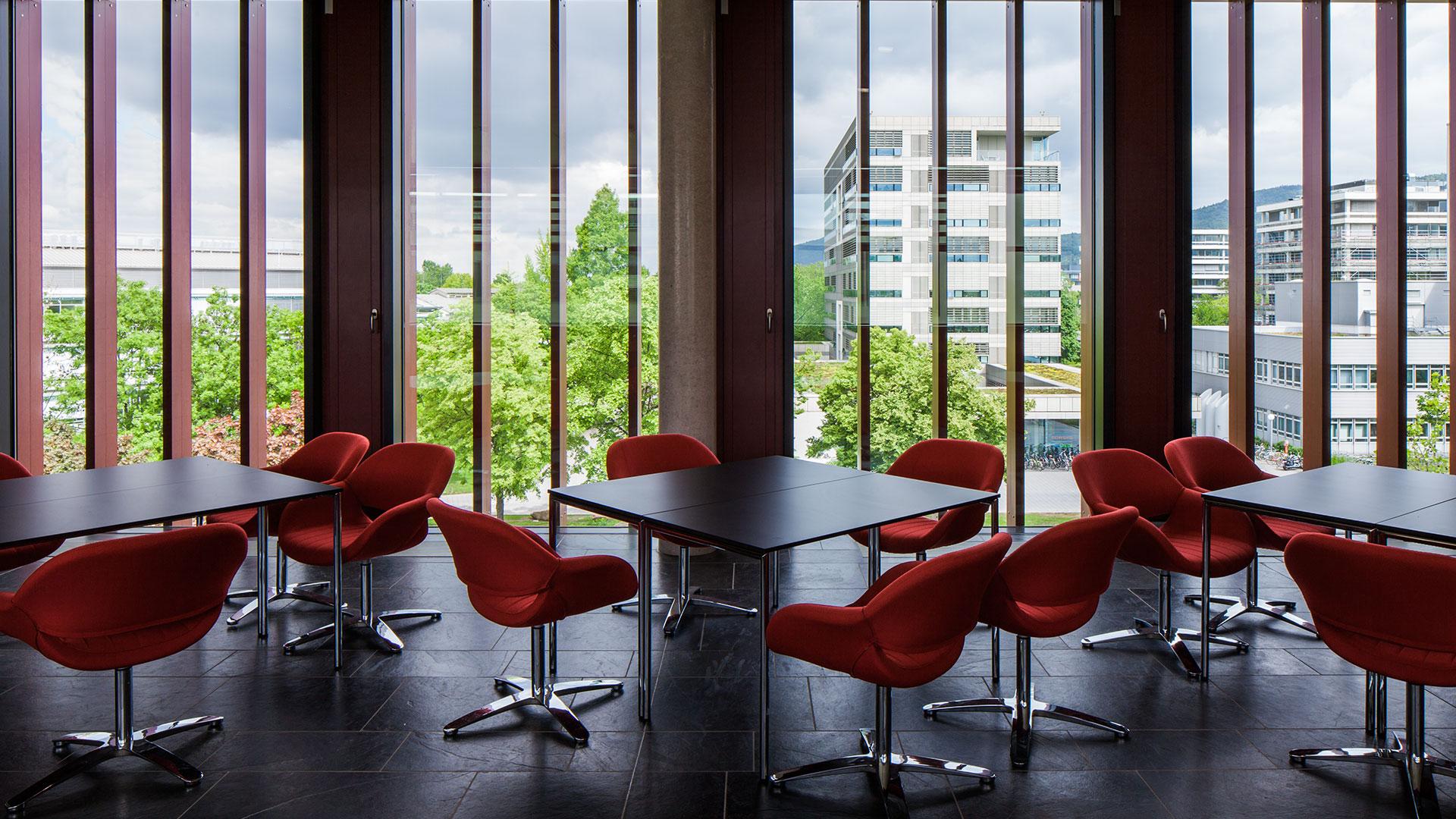 Physikalisches Institut Heidelberg 6 - ArGe Architekten