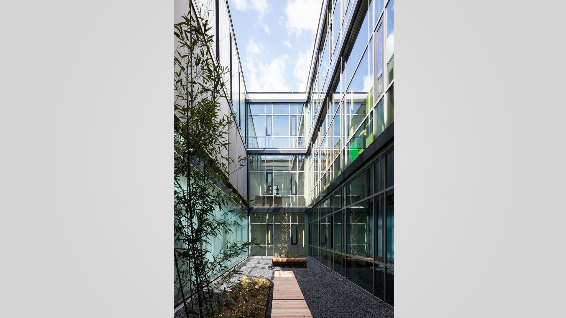 Physikalisches Institut Heidelberg 7 - ArGe Architekten